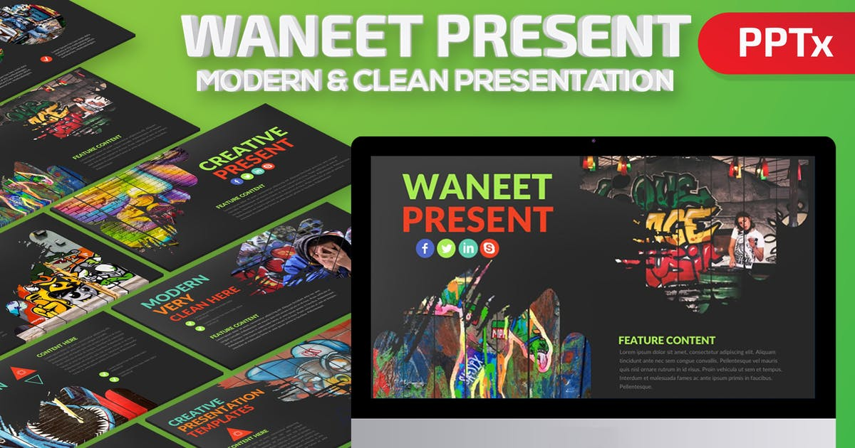 Download Waneet Powerpoint Presentation by mamanamsai