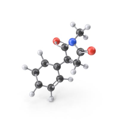 Phensuximide Molecule