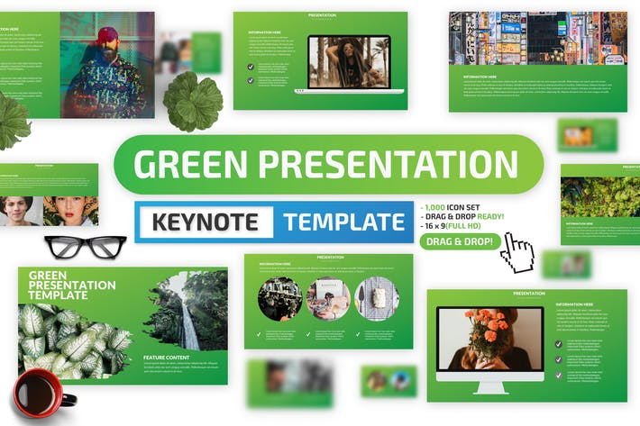 Thumbnail for Green Keynote Presentation