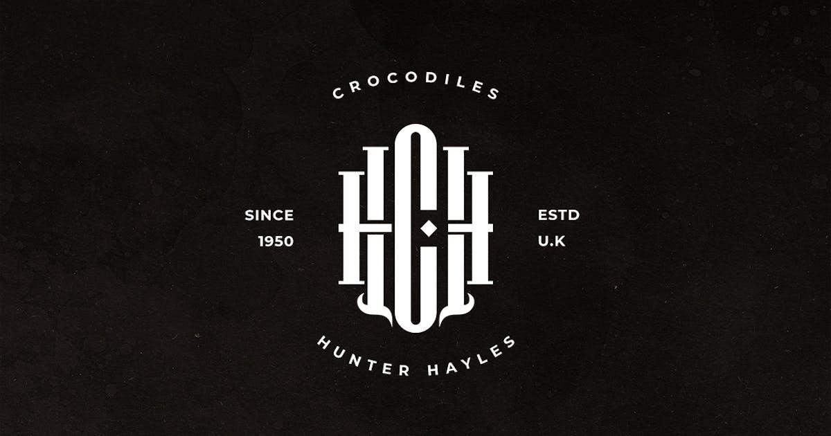 Download HCH Monogram Logo by sagesmask