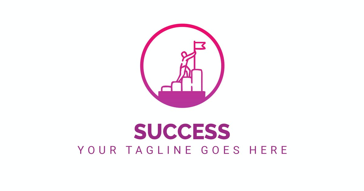 Download Success - Creative Logo Template by ThemeWisdom