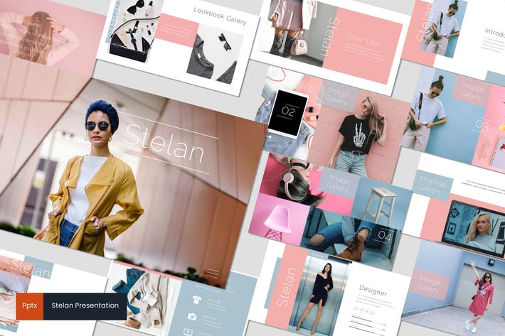 Cover Image For Stelan - Powerpoint Template
