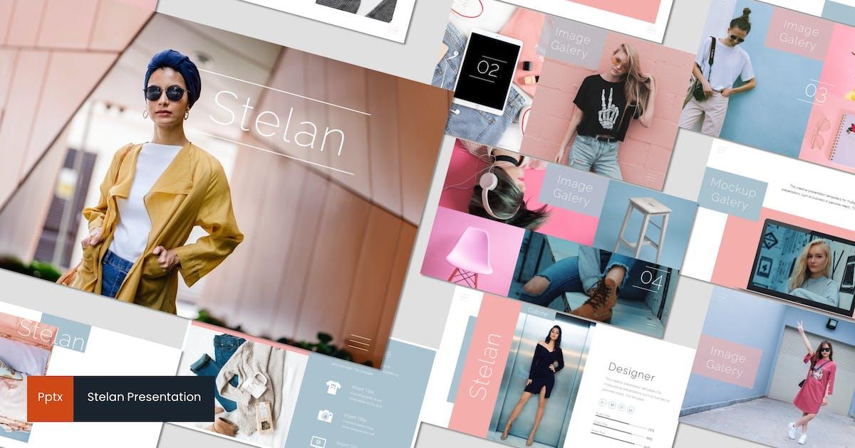 Stelan - Powerpoint Template by inspirasign