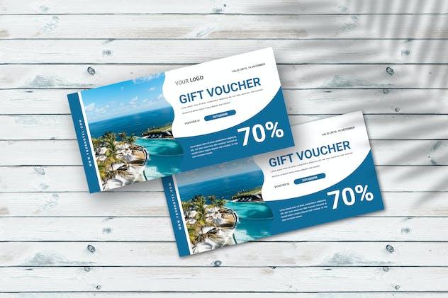 Holiday / Travel Voucher