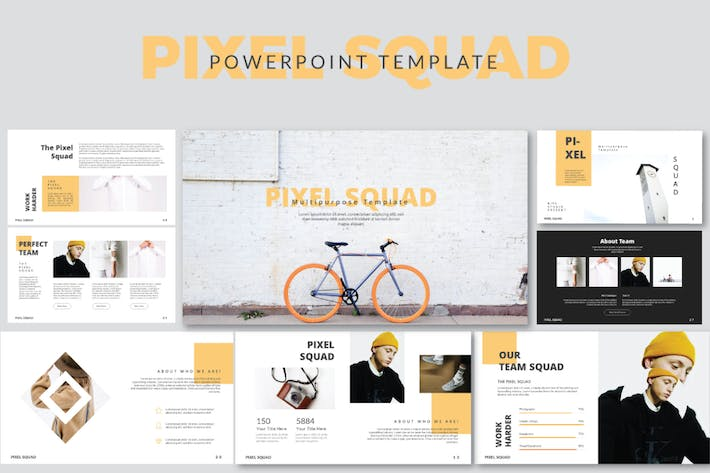 "Download 983 PowerPoint ""meet the team"" Presentation Templates"