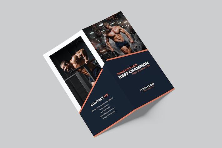 Thumbnail for Brochure – Gym Bi-Fold DL
