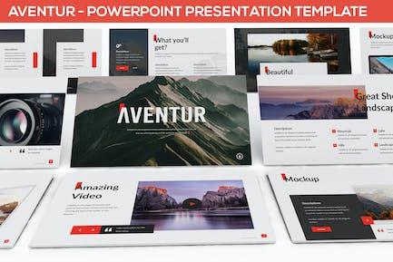 Aventur - Powerpoint Presentation Template