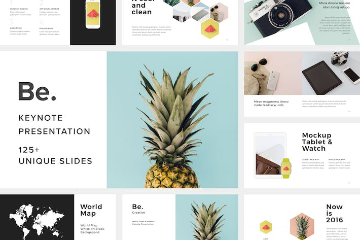 be keynote presentation template by pixasquare on envato elements
