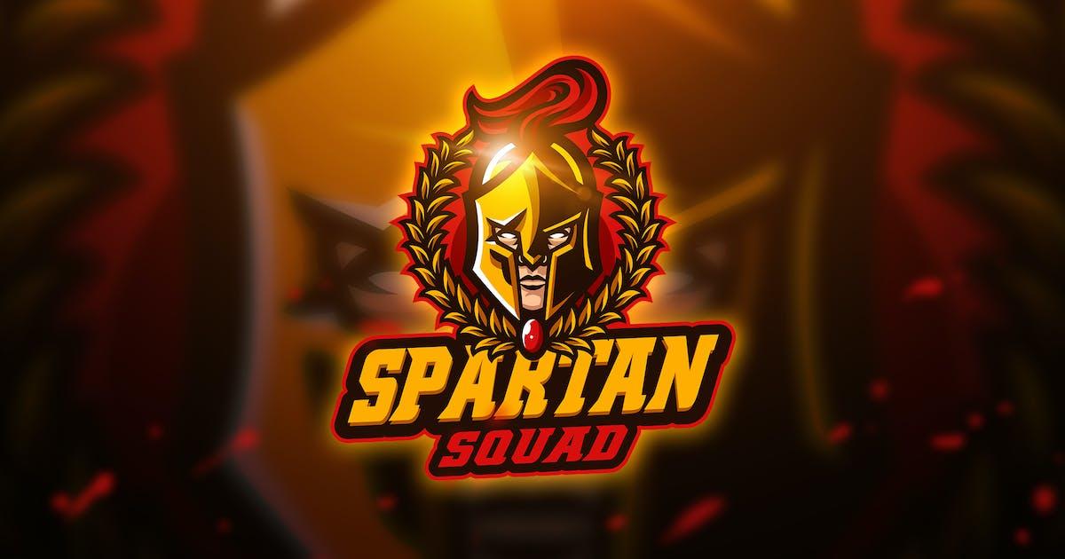 Download Spartan - Mascot & Esport Logo by aqrstudio