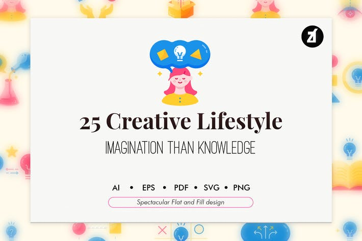 Thumbnail for 50 Creative lifestyle elements