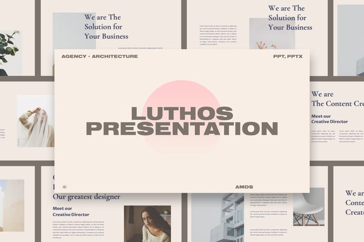 Thumbnail for Luthos - Architecture Presentation