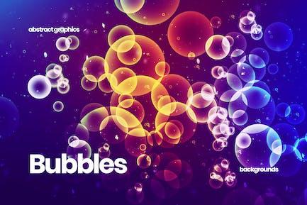 Bubbles Backgrounds