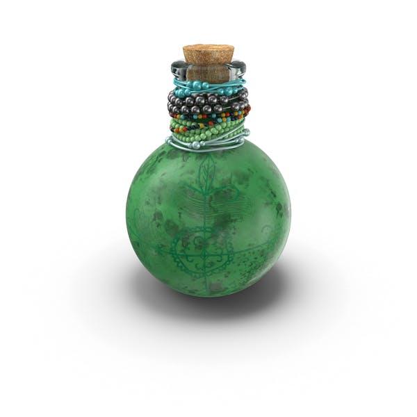 Бутылка Духа Вуду