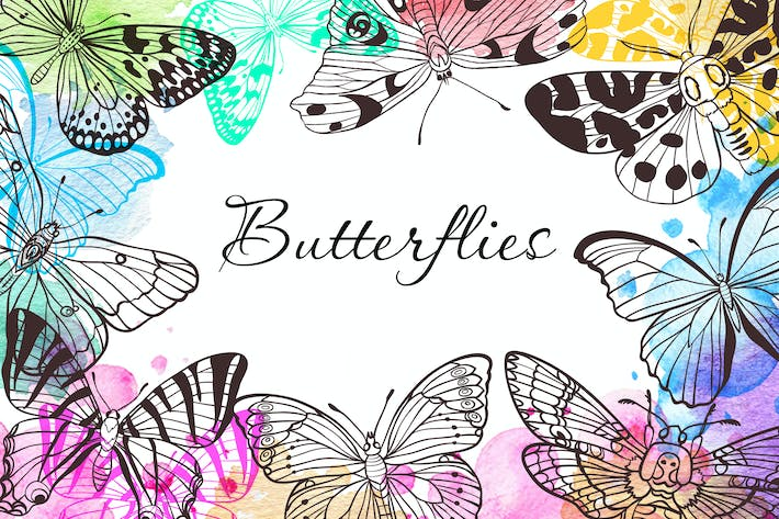 Thumbnail for Butterflies