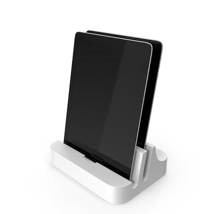 Estación de acoplamiento Moderno para tabletas