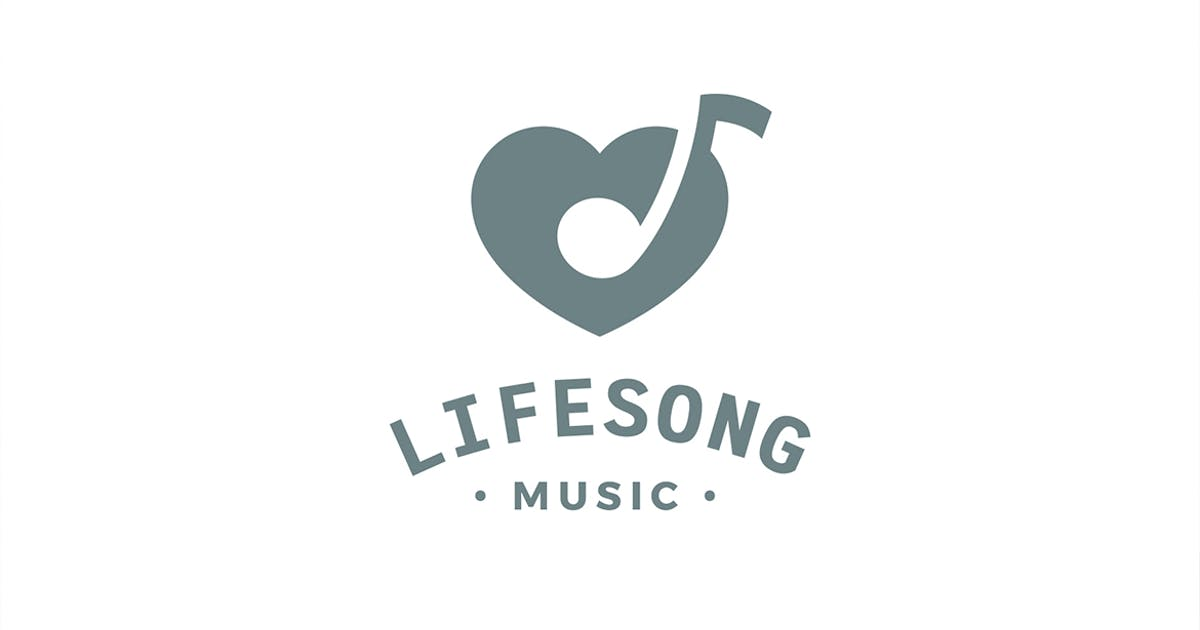 Download Life Song Music Logo Template by Mihis_Design