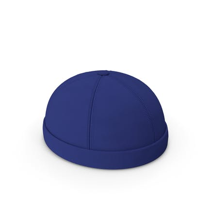 Cap Without Visor With Pin