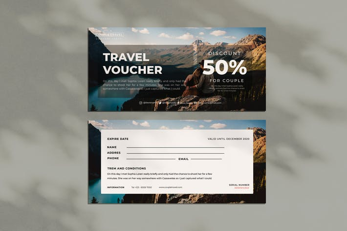 Thumbnail for Travel Voucher