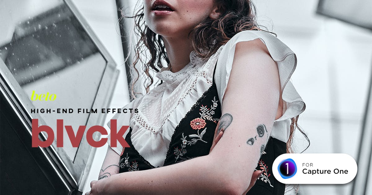 Download Blvck — Capture One Style by betoalanis