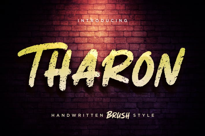 Cover Image For Tharon Brush Style