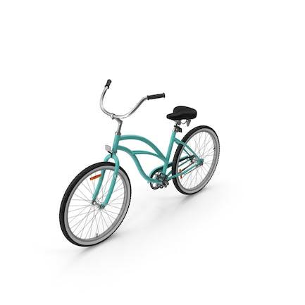 Пляжный велосипед