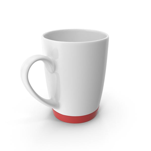 Mug with Rubber Stand