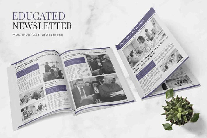 Educated Business Newsletter