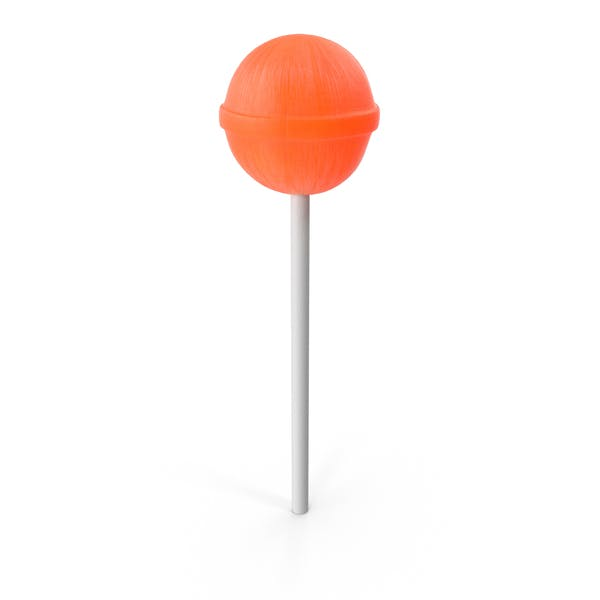 Lollipop Orange
