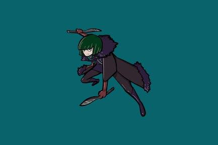 Assassin - Character GL