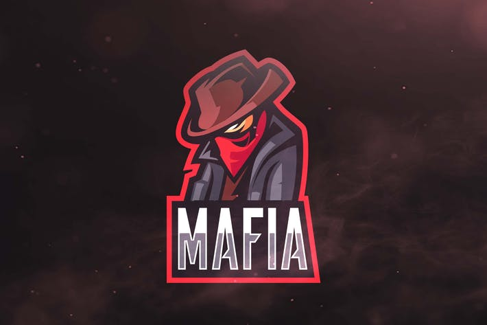 Thumbnail for Mafia Sport and Esports Logos