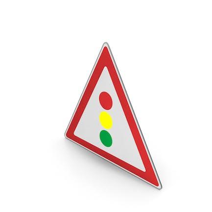Verkehrszeichen Verkehrssignale Ahead