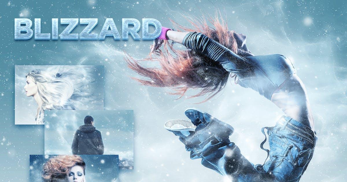Download Blizzard Photoshop Action CS3+ by FD-Design