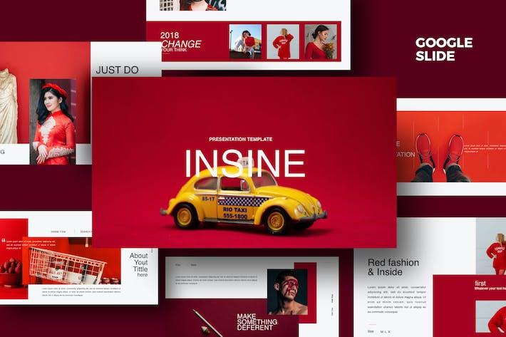 Cover Image For Insine - Google Slide