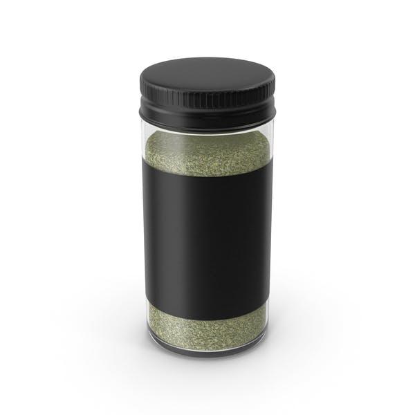 Black Spice Jar