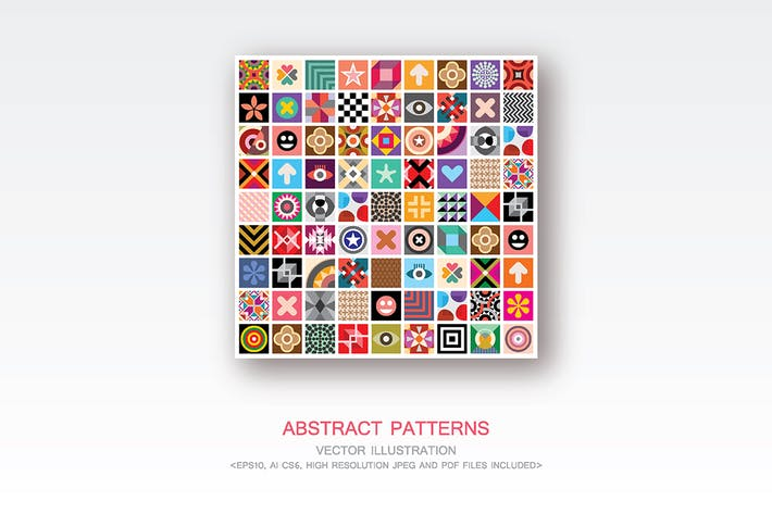 Thumbnail for Abstract Patterns / Abstract seamless background