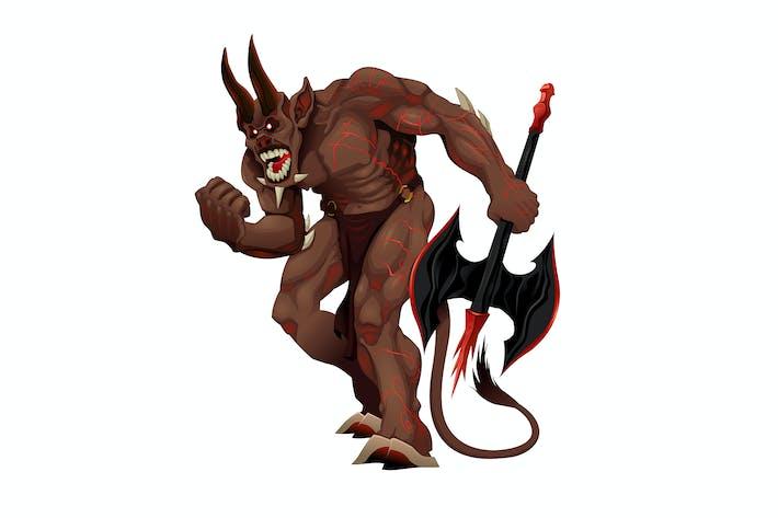 Злой Демон