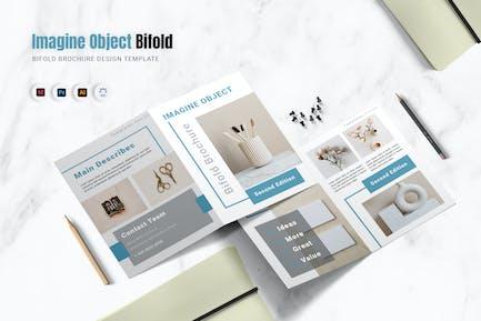 Imagine Object Bifold Broschüre