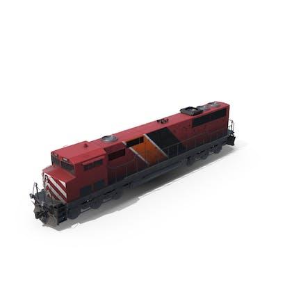 Cargo Train Engine