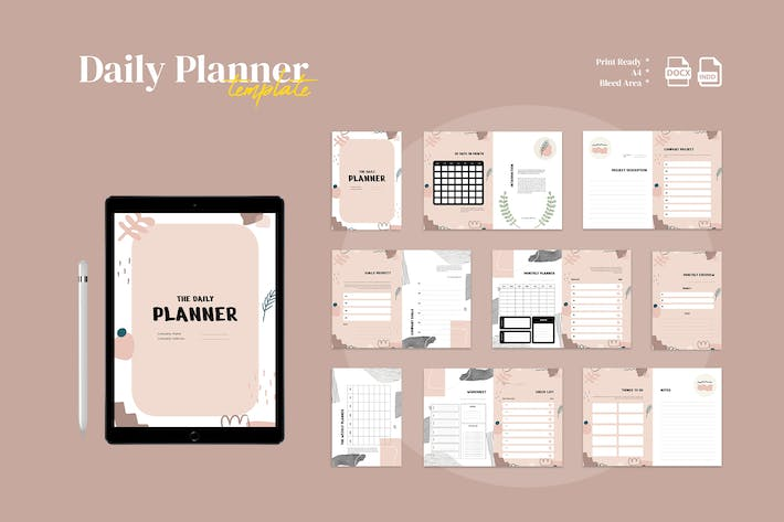 Thumbnail for Daily Planner