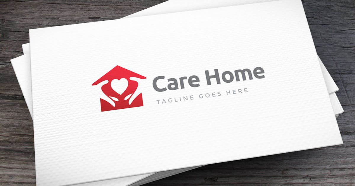 Download Care Home Logo Template by empativo