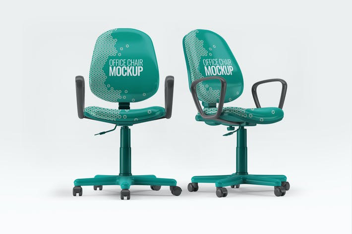 Thumbnail for Office Chair Mock-Up