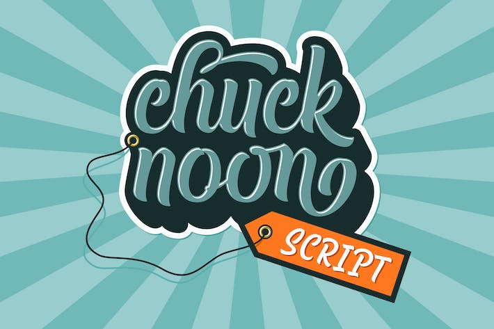 Thumbnail for Chuck Noon Script