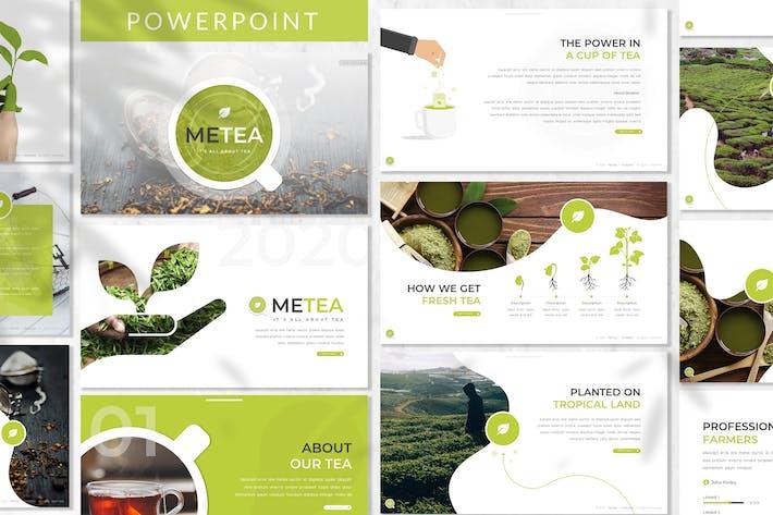 Thumbnail for Metea - Plant Powerpoint Template