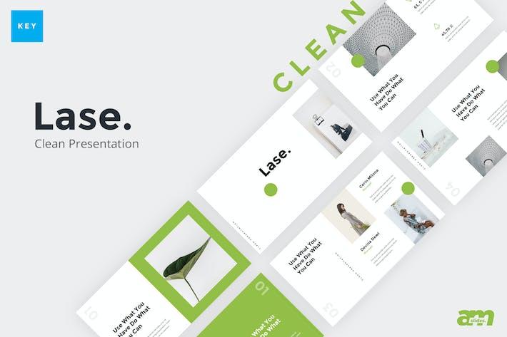 Thumbnail for Lase Clean Keynote