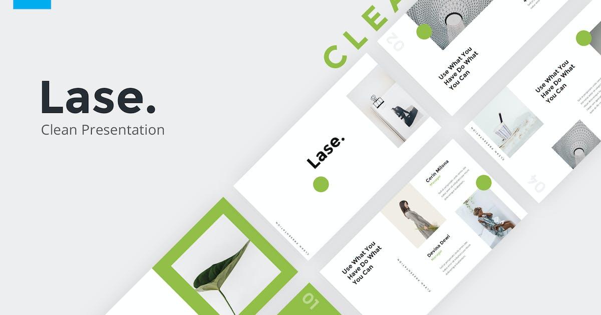 Download Lase Clean Keynote by amsupply