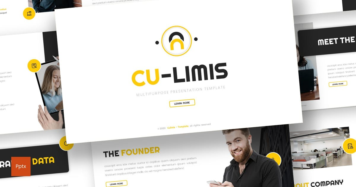 Download Culimis - Multipurpose Powerpoint Template by inspirasign
