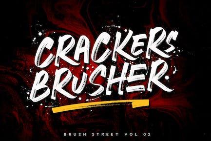 Galletas Brusher - Brush Street