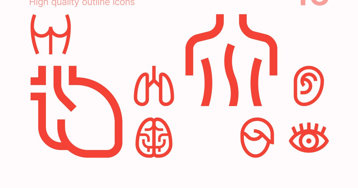 Download Anatomy Icons by polshindanil