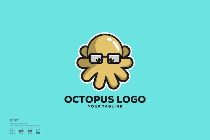 Thumbnail for octopus logo design