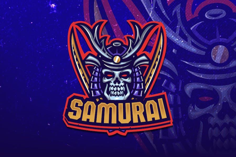 Samurai E-Sport Logo